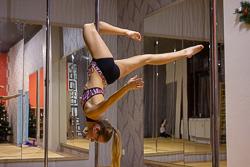 pole dance praha